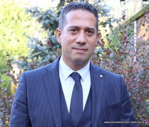 Ali Mahir Başarır, Kurban Bayramını Kutladı.