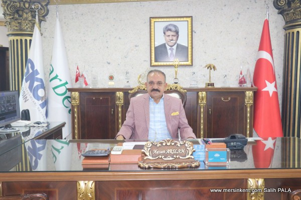 ASKON Mersin Şube Başkanı Arslan, Yeni Eğitim Öğretim Yılını Kutladı