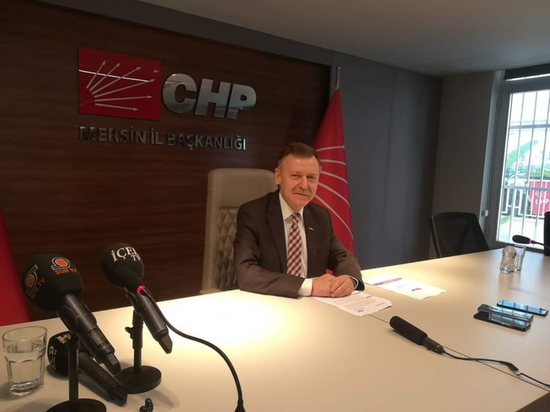Aytuğ Atıcı, CHP Genel Başkan Adaylığını