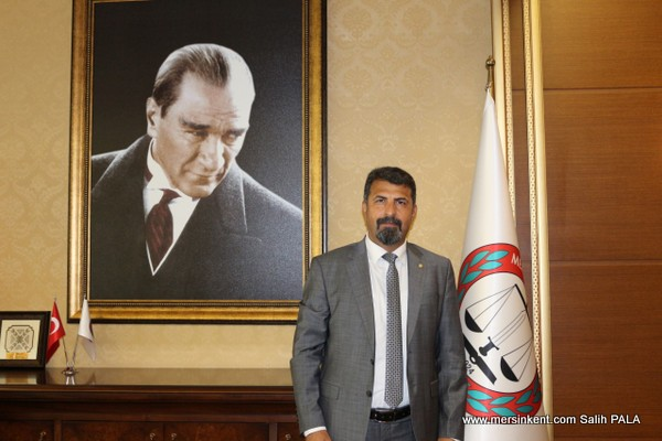 Baro Başkanı Yeşilboğaz,12 Eylül İnsanlık Suçudur