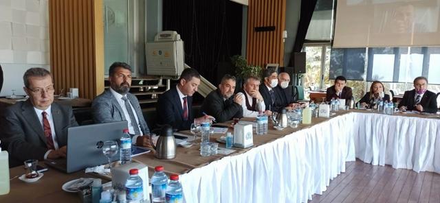 BARO BAŞKANLARI, GENEL KURULLARDA 300 KİŞİ SINIRI KALDIRILSIN
