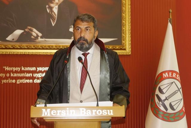 BARO BAŞKANLARI HDP'YE YAPILAN SALDIRIYI KINADI