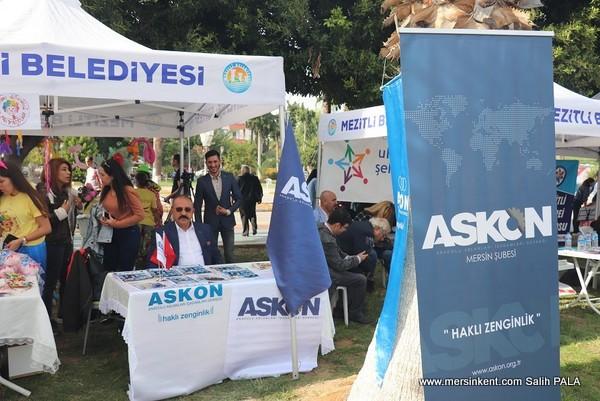 Başkan Arslan,Mersin Festivaller Şehri Olmaya Aday