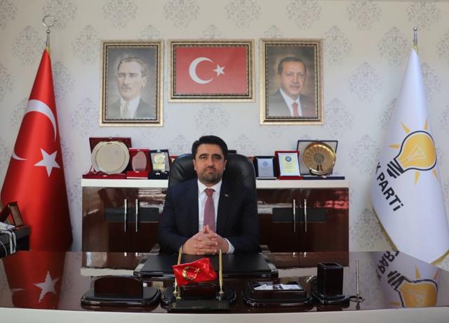 Başkan Ercik, 23 Nisan Ulusal Egemenlik ve Çocuk Bayramını Kutladı.