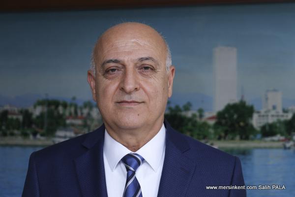 Başkan Kızıltan, Mersin Demek Türkiye Demektir…