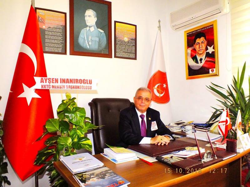 Başkan Kur Barış Harekatının 45. Yılını Kutladı