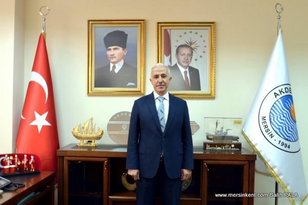 Başkan Mustafa Gültak'tan 10 Kasım Mesajı