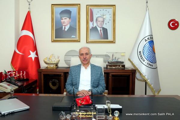 Başkan Mustafa Gültak, Milletimizin 15 Temmuz Direnişi Tarihi Bir Destandır