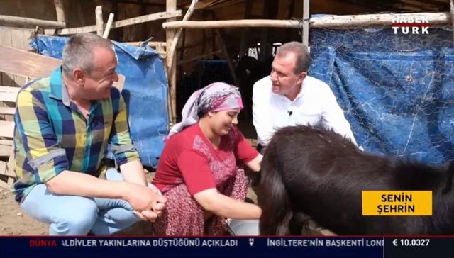 BAŞKAN SEÇER, TÜM YURTTAŞLARI MERSİN'E DAVET ETTİ