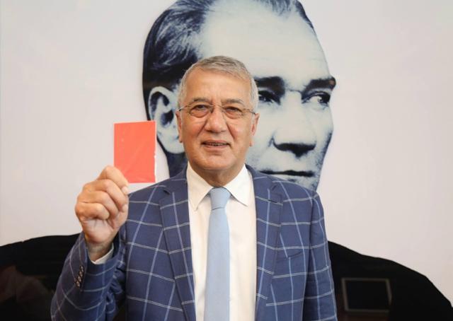 Başkan Tarhan'dan Çevre Talanına Kırmızı Kart