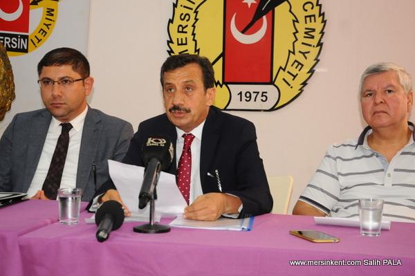 Başkan Turgay Demirtaş, MGC Başkanlığına Yeniden  Adayım