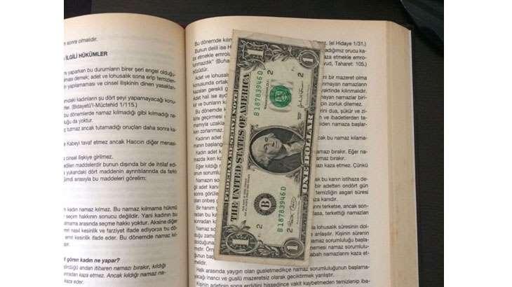 Bir  Dolar'ın Sırrı Çözüldü