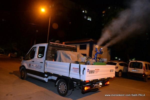 Büyükşehir'den Biyosidal Ürün Alımı ve Vektörel Mücadele Açıklaması