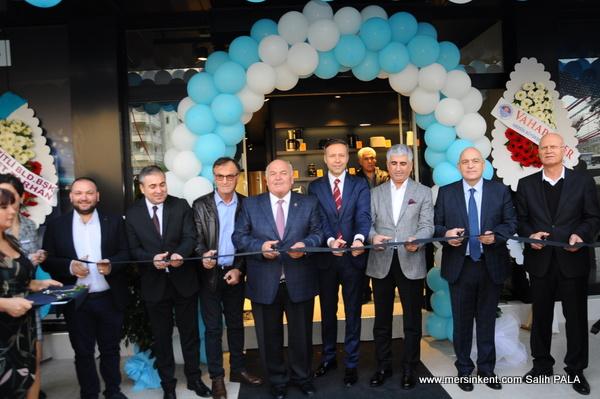 Canlar Ticaret Simens Mağazası Açıldı