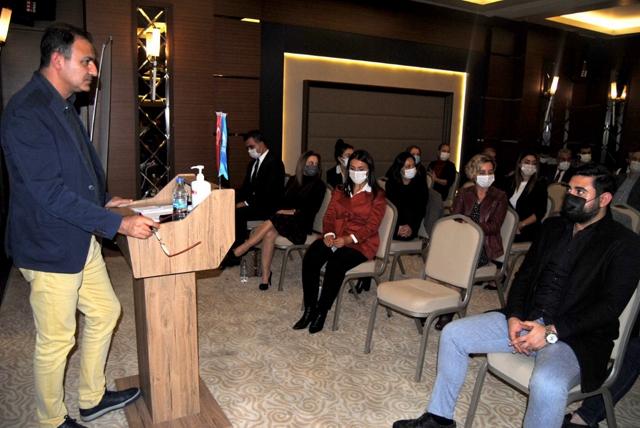 DEVA Mersin İl Yönetimi Toplandı
