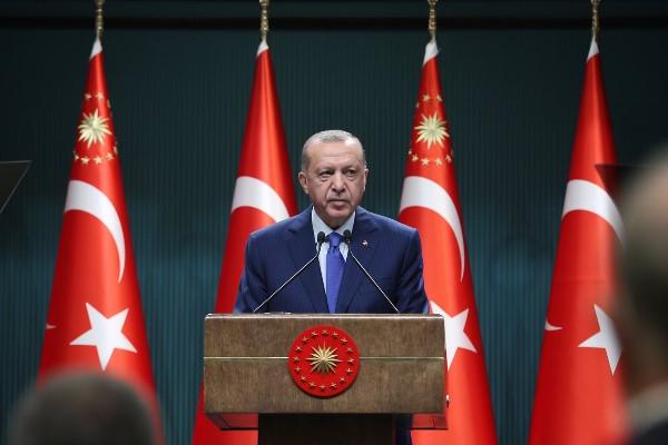 Erdoğan, 1 Temmuz İtibariyle Sokağa Çıkma Kısıtlamalarını Tümüyle Kaldırıyoruz