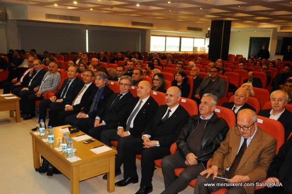 Ersin Özince'den Ortadoğu'daki Hareketliliğin Bölgemize Yansıması Konferansı