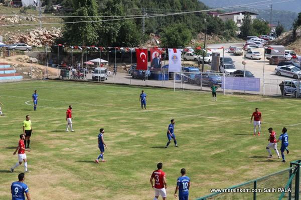 Fındıkpınarı Futbol Turnavası Başladı
