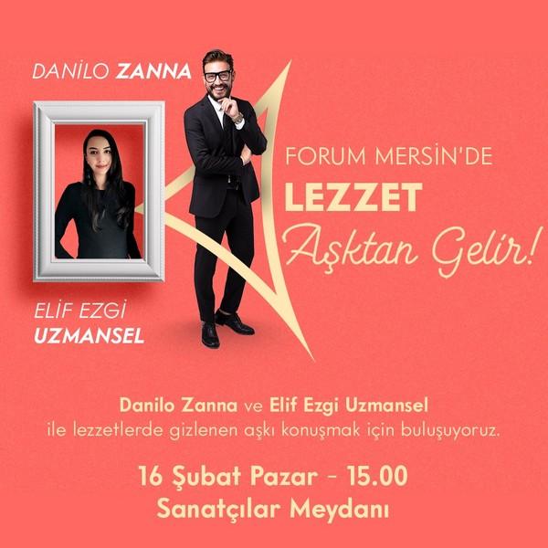 Forum Mersin'de Lezzet Aşktan Gelir !