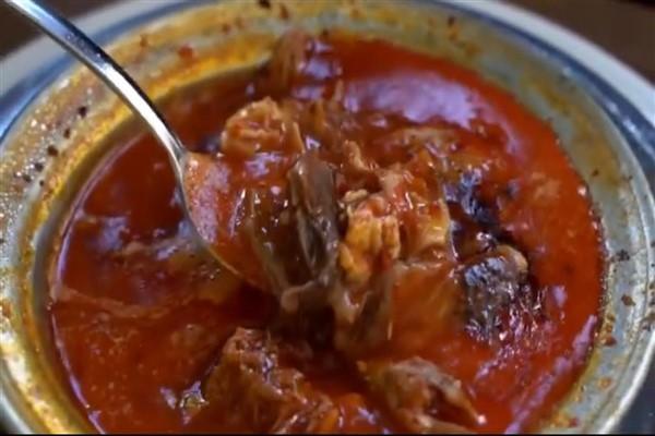 Gribe Kalkan Gripsavar Beyran Çorbası