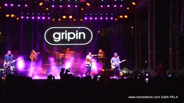 Gripin'den Mersin'de Unutulmaz Konser