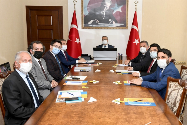 Gülnar Turizm Destinasyon Tanıtım Toplantısı Yapıldı