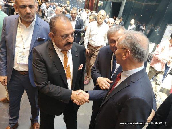 Hasan Arslan,Türkiye Tarımda Dünya Piyasalarıyla Rekabet Düzeyinde