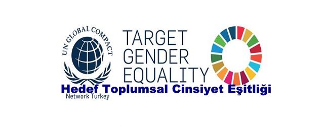Hedef Toplumsal Cinsiyet Eşitliği
