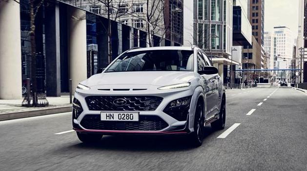 Hyundai, B-SUV: KONA N Yeni İlham Kaynağı