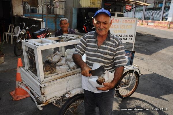 Kelleci Müslüm Mersin Sokaklarında
