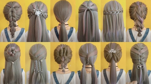 Kendinize Uygun Saç Modelini Kolayca Bulun