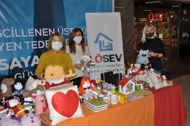 LÖSEV'in Çağrısına Türk Kadınlar Konseyi Mersin'den Destek