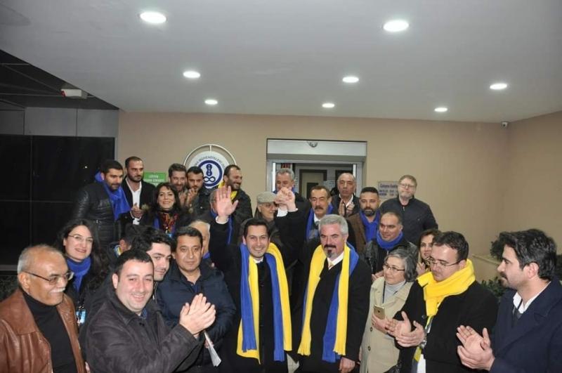 Makine Mühendisleri Odası Seçimlerini İbrahim Yücesoy'un Mavi Listesi Kazandı