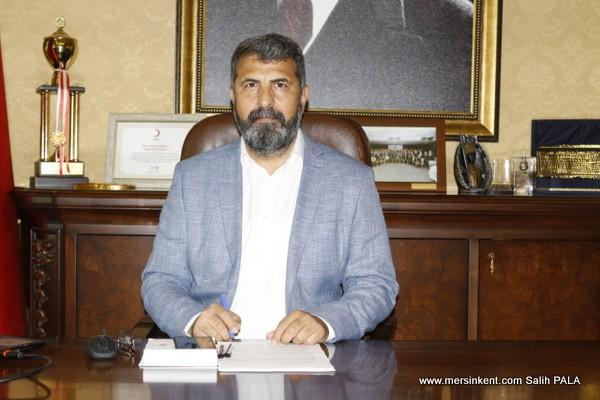 MERSİN BARO BAŞKANI YEŞİLBOĞAZ, ALİ ERBAŞ'A SUÇ DUYURUSUNDA BULUNDU