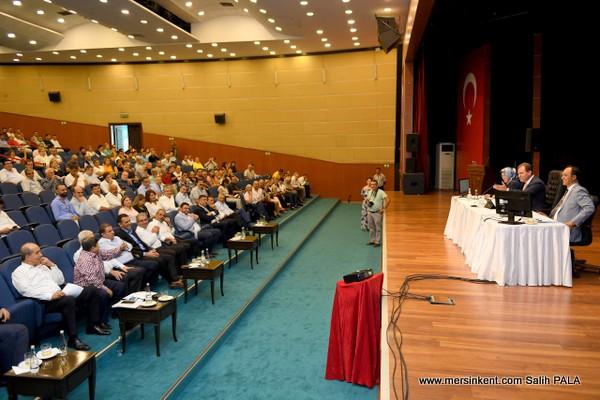 Mersin Büyükşehir Belediye Meclisi'nden Öğrencilere 1250 TL