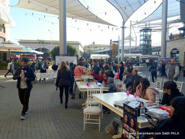 Mersin Forum'da Güzellik Festivali