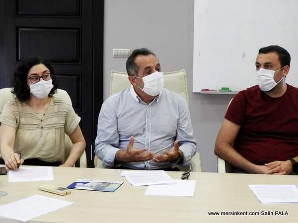 Mersin Mimar Odası'ndan Marina Yat Limanı mı AVM mi Açıklaması