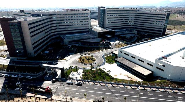 Mersin Şehir Hastanesi 4 Yılda 7,5 Milyon Hastaya Hizmet