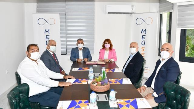 Mersin Üniversitesi İle MTSO Arasında İşbirliği Protokolü