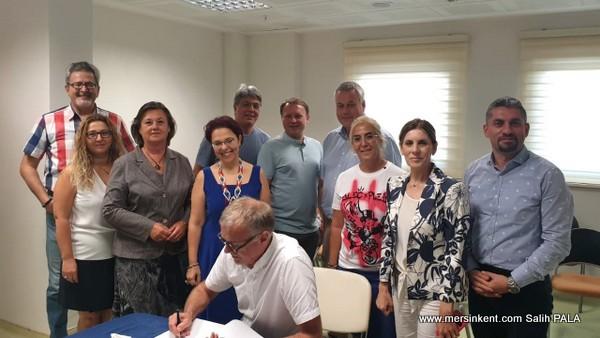 Mersin Üniversitesi'ne Avrupa Akreditasyonu