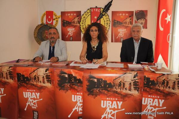 Mersin Uray Art,Milli Mücadelenin 100. Yılında Kapılarını Açıyor