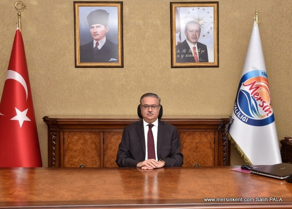 Mersin Valisi Ali İhsan Su, Kurban Bayramını Kutladı