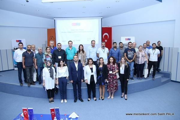 Mersin'de 1500 Kişinin Mesleki Yeterliliği Belirlendi