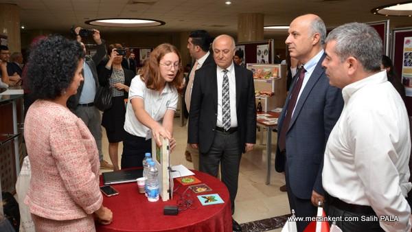 Mersin'de Ar-ge Proje Pazarı Ödüller Sahiplerini Buldu