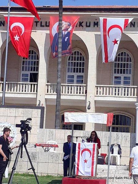 Mersin'de Barış Harekatı'nın 45. Yılı Kutlanıyor