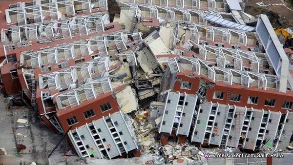 Mersin'de Deprem Odaklı Kentsel Dönüşüm Kaçınılmazdır