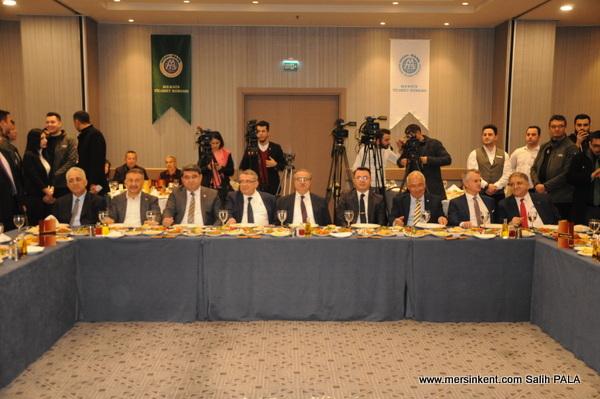 Mersin'de Dünya Bakliyat Günü Kutlandı