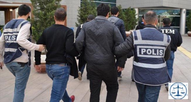 Mersin'de FETÖ/PDY Silahlı Terör Örgütü 40 Şüpheli Gözaltına Alındı