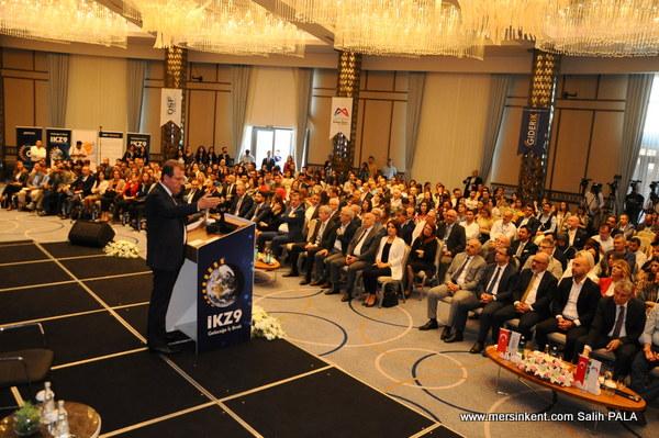 Mersin'de İKZ9 Zirvesi Gerçekleştirildi