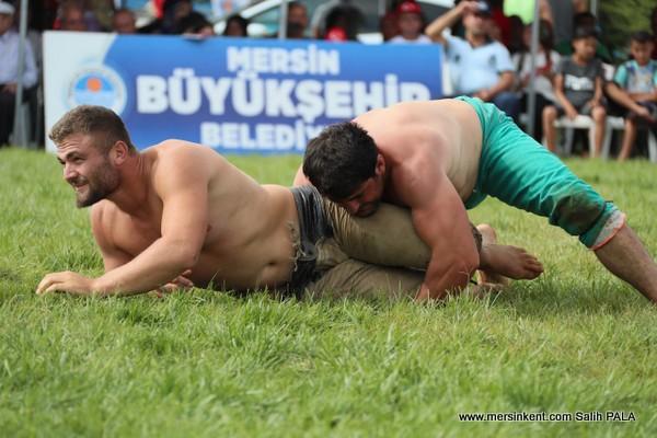 Mersin'de Karakucak Güreşleri  Başlıyor